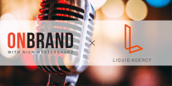 On Brand Podcast visual